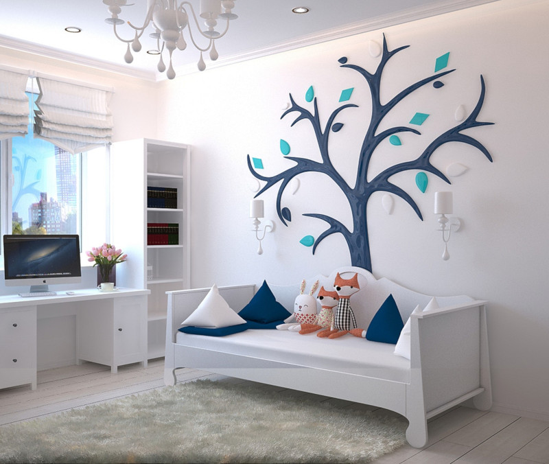 Kids Room and Playroom Cleaning