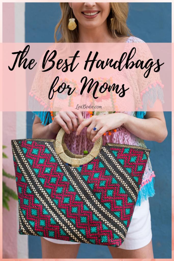 The Best Handbags for Moms