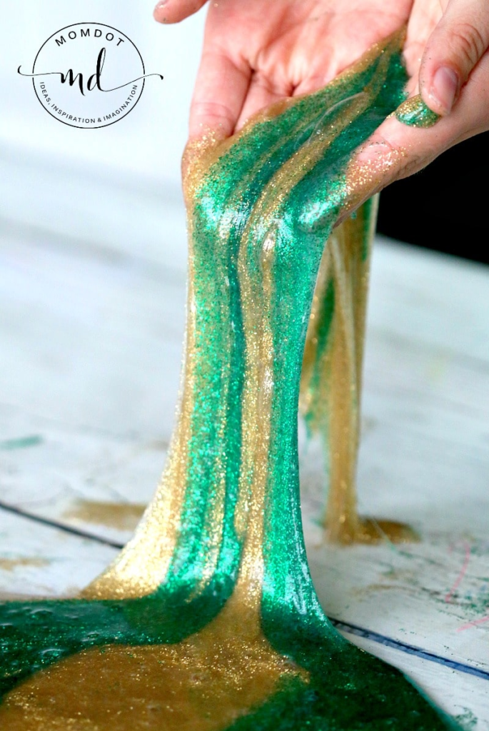 Momdot's Pot of Gold Slime