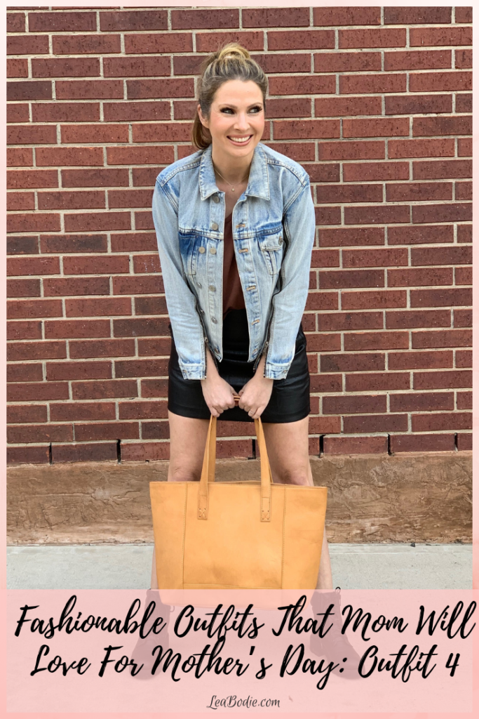 Fashionable Outfits That Mom Will Love For Mother's Day: Outfit 4
