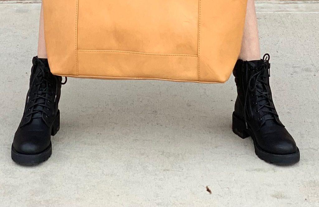 Maeva Combat Boots