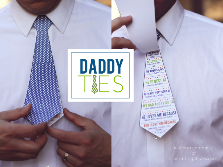Daddy Ties