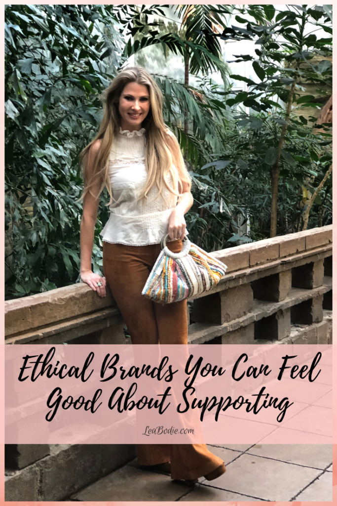 Ethical Brands You Can Feel Good About Supporting