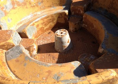 Polyurea Coatings - Water Ride Vehicle Restoration