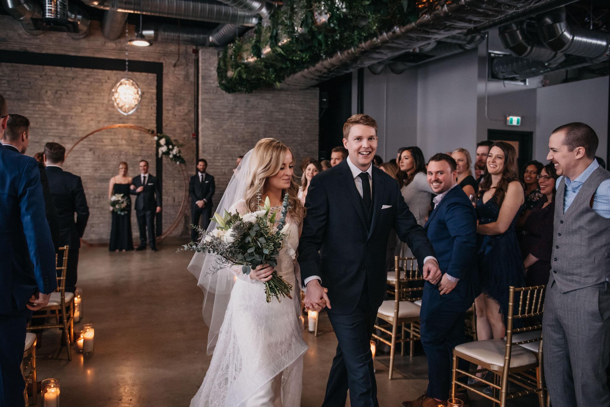 wedding ceremony edmonton alberta