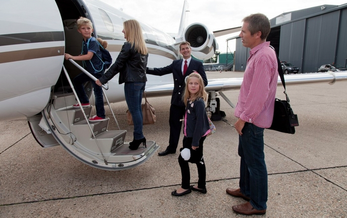 10 Rules of Private Jet-iquette(click here)
