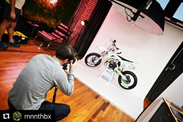 Always a good time! _ #Repost @mnnthbx  ・・・ A huge thanks to @think_draft and @blakewaring for making our hard work look good. It's not the first time... #kx100 #supermoto @kawasakiusa #mnnthbx