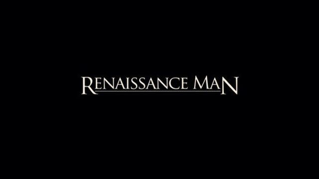 We all need a place to belong... and a people to belong to. Renaissance Man. Coming 10/21