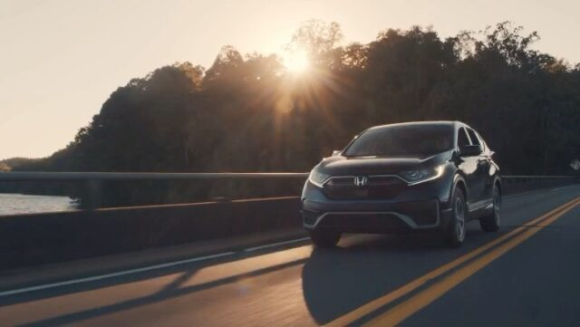 It's hard to beat filming in East Tennessee in the fall, and we got the opportunity to do just that with our new 'Simply Greater' campaign for the Greater Knoxville Honda Dealers 🍁