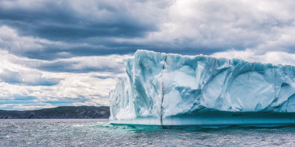ESG scores represent ice berg
