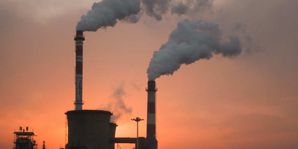 Reducing The Corporate Carbon Footprint.