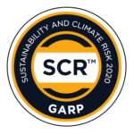GARP Sustainability and Climate Risk Certificate (SCR™)