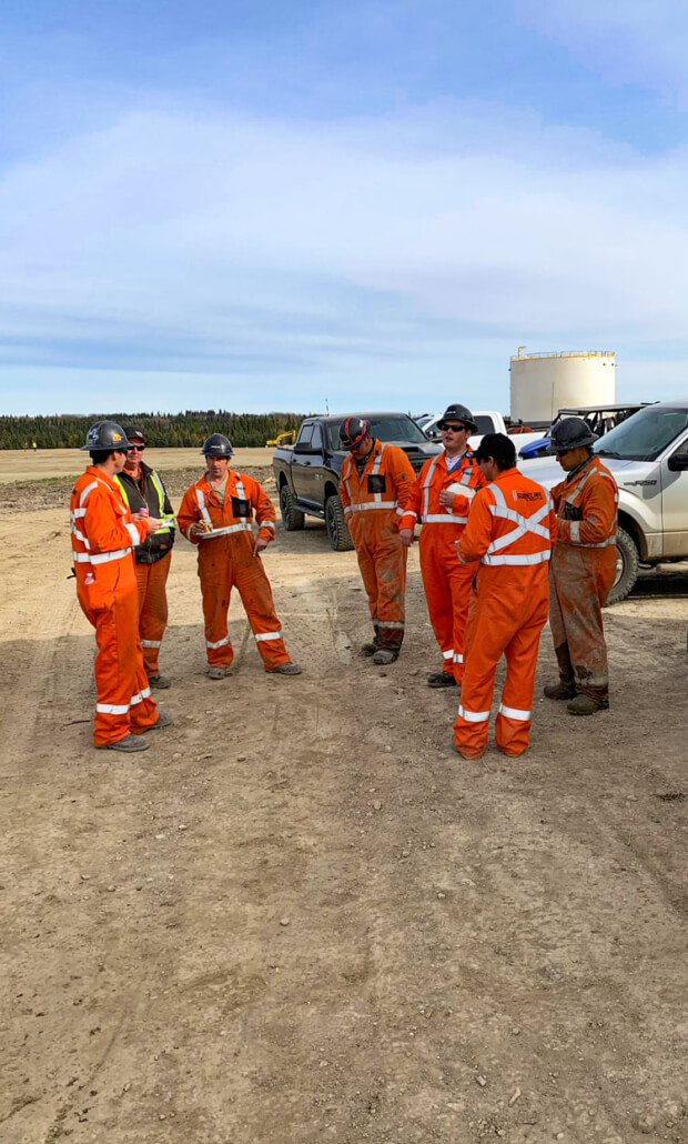 SureLine Projects is an emerging pipeline & facility construction contractor servicing the North-East British Columbia & North-West Alberta. Maintenance & capital projects. Facility Construction and Well Pads. Safety, Quality and Environmental stewardship.