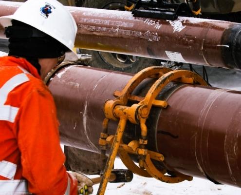 types of pipelines fsj contractor