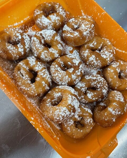 French Toast Mini Donuts