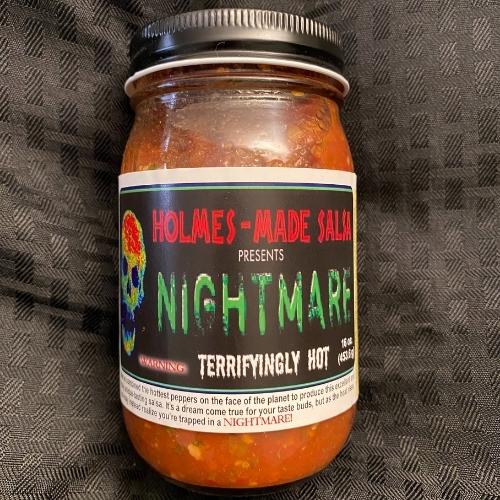 Holmes Made Nightmare Salsa