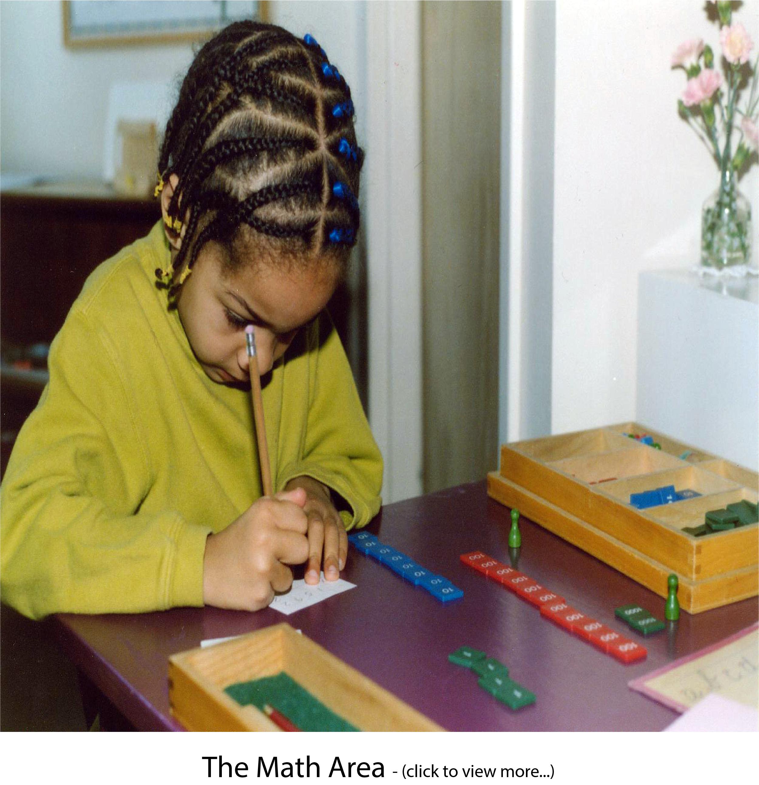 The Math Area