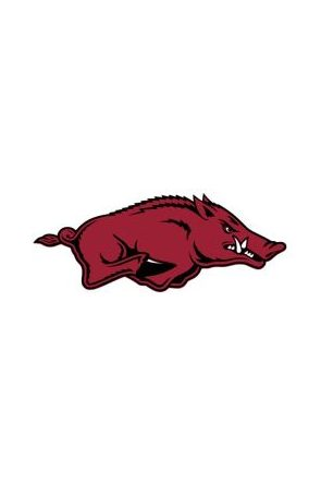 Arkansas Razorbacks Cutting Files Silhouette SVG, DXF and EPS vinyl cut Files, for Cameo and Cricut Explore machines