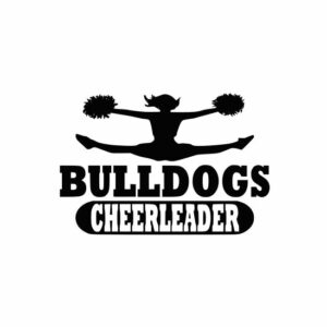 Bulldogs-Cheerleader-svg-Cheerleader-svg-Cheer-svg-cheerleader-svg-images-cut-file-include-one-.zip-file-with-Svg-Dxf-Eps-Files.jpg