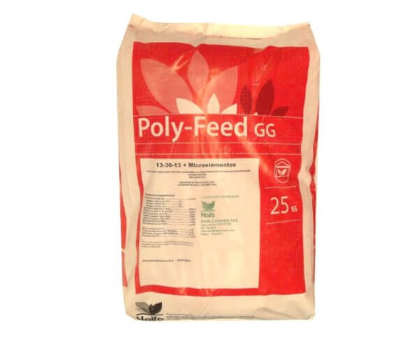 Poly-Feed Fertilizante