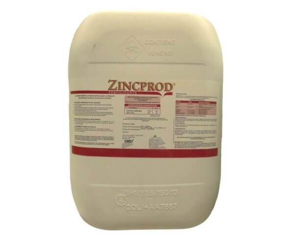 Fertilizante Zincprod