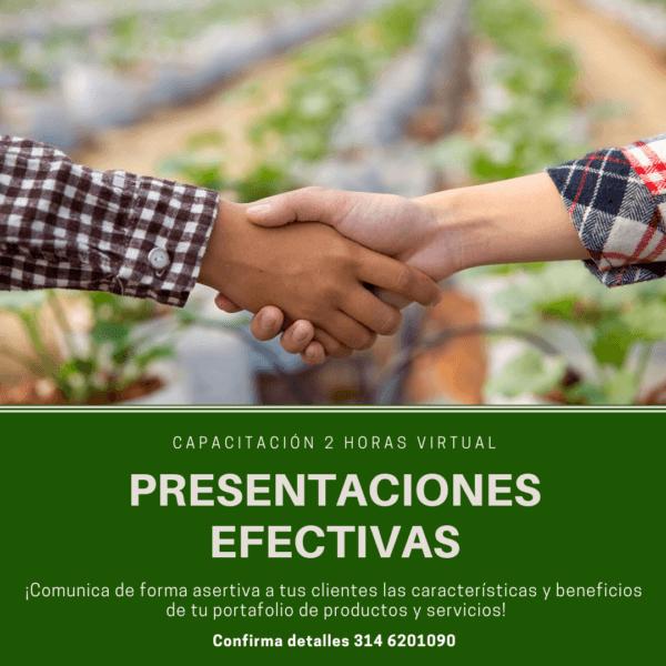 #PresentacionesEfectivas #entufinca