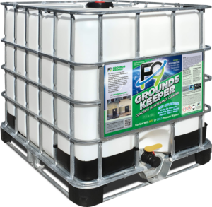 F9 Groundskeeper Industrial Concrete Maintenance Cleaner
