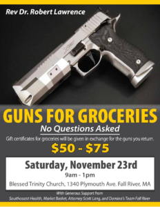Guns for Groceries @ Blessed Trinity Church