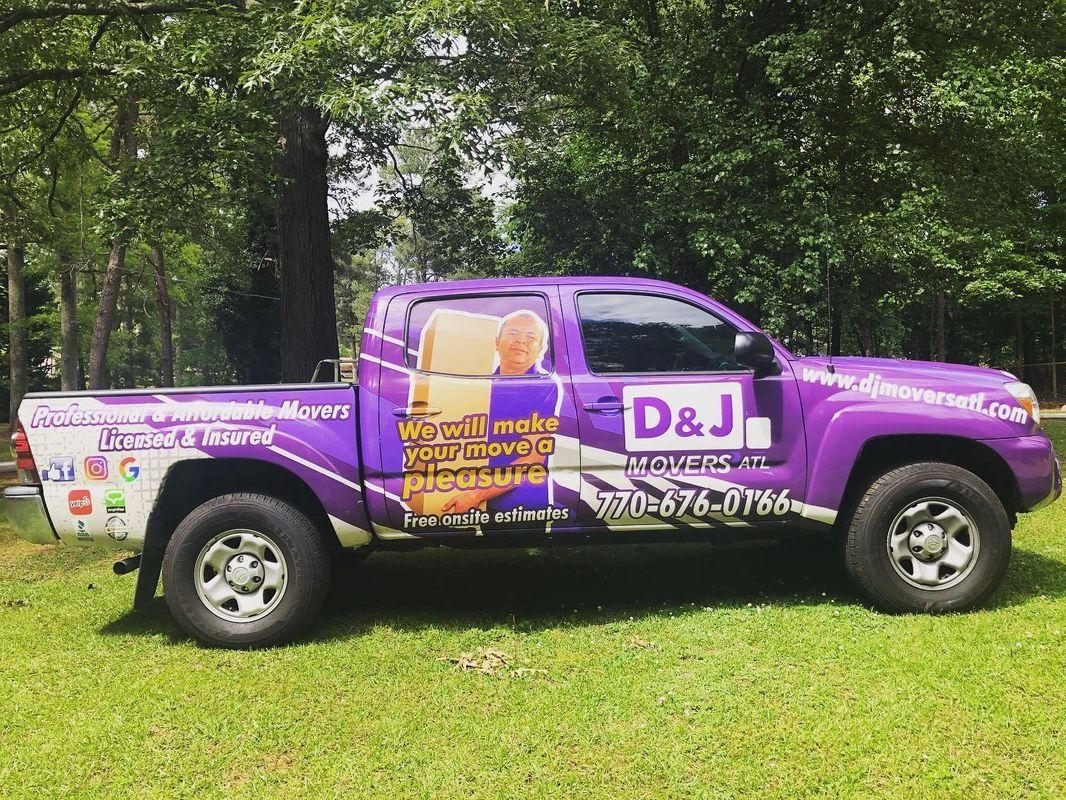 D & J Movers ATL