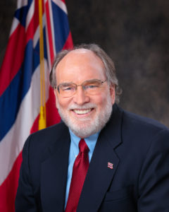 Hawaii Governor Neil Abercrombie