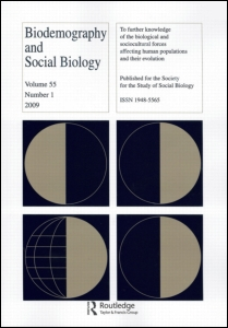 """Eugenics journal """"Biodemography and Social Biology"""" was formerly known as """"Eugenics Quarterly."""""""