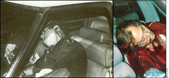 Barry Seal was assassinated while sitting in his car outside a Salvation Army in Baton Rouge, LA on February 19, 1986