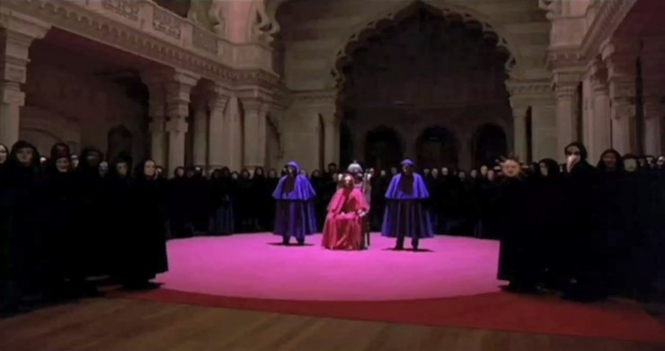 Cruise also starred in Stanley Kubrick's controversial 'Eyes Wide Shut' (Courtesy of Warner Brothers)