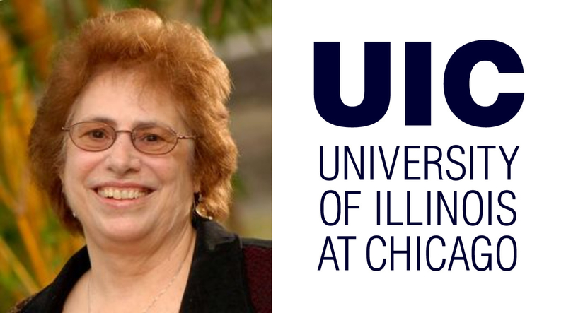 The late Loretta Fuddy's connections to the University of Illinois at Chicago predate her appointment to the position of Hawaii director of health. (Image credits: UH Foundation, UIC)