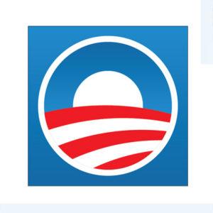 Obama campaign logo designed by Sol Sender.