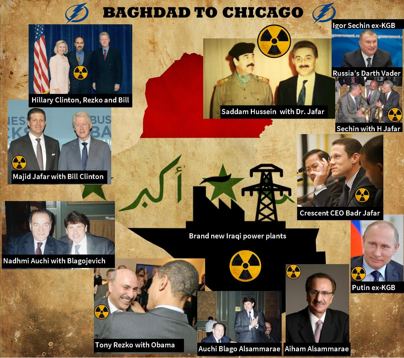 Baghdad to Chicago 1400