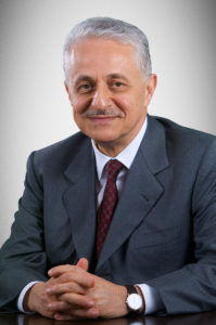 Hamid Jafar, founder and chairman of the Crescent Group, parent company of Crescent Enterprises and Gulftainer. Brother of Dr. Jafar Dhia Jafar.