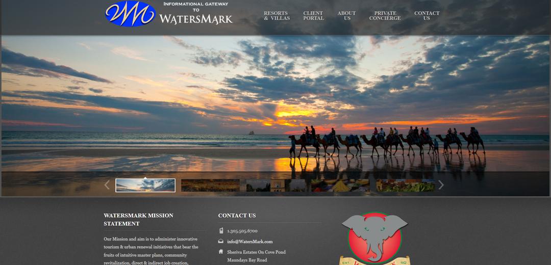 Watersmark Homepage Camels 1080