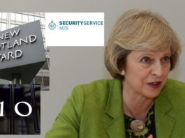Islamic terror plot to assassinate Thersa May foiled