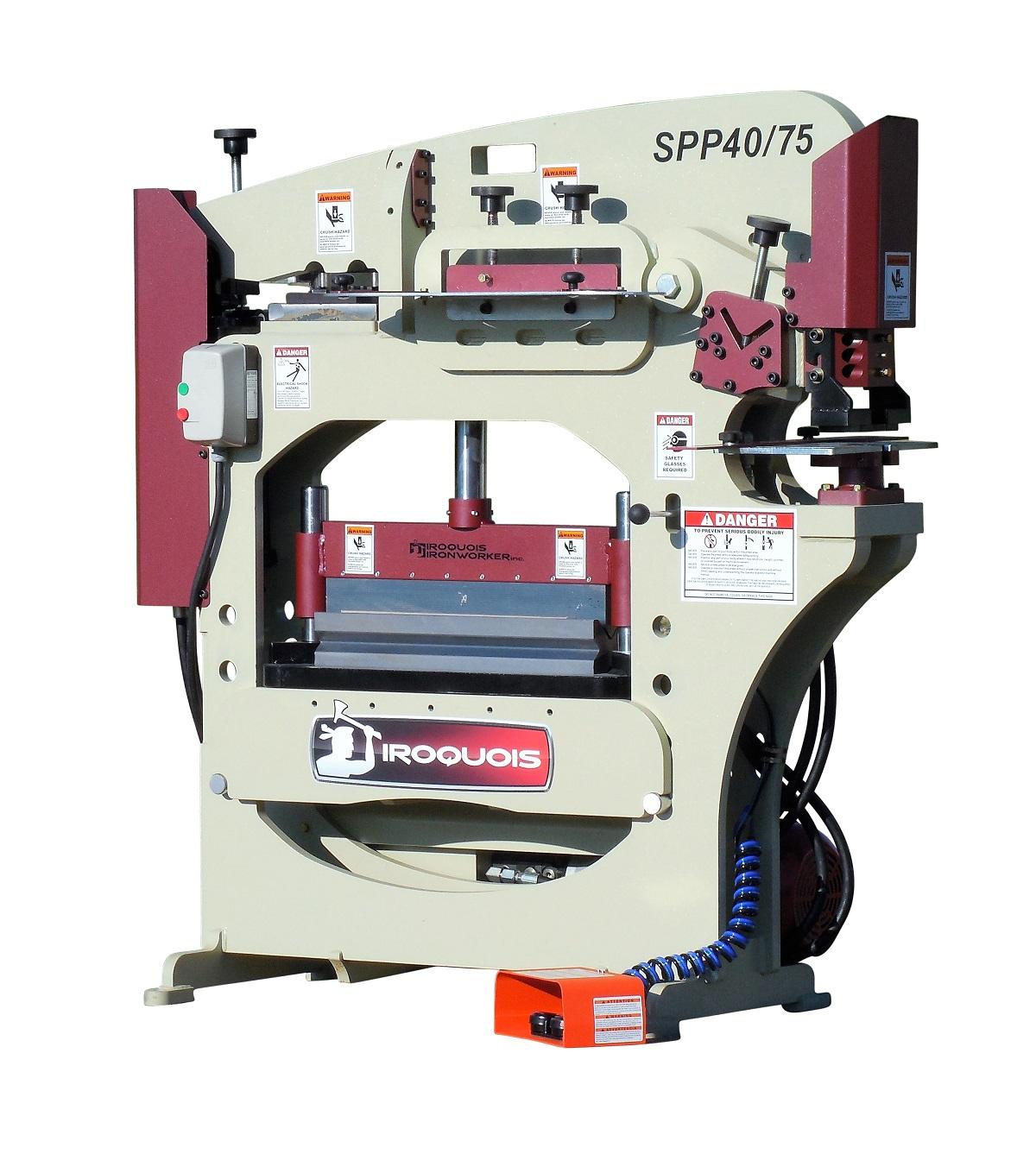 spp4075 ironworker