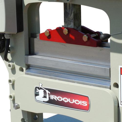 18 inch press brake