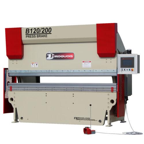 B120/200 Press Brake