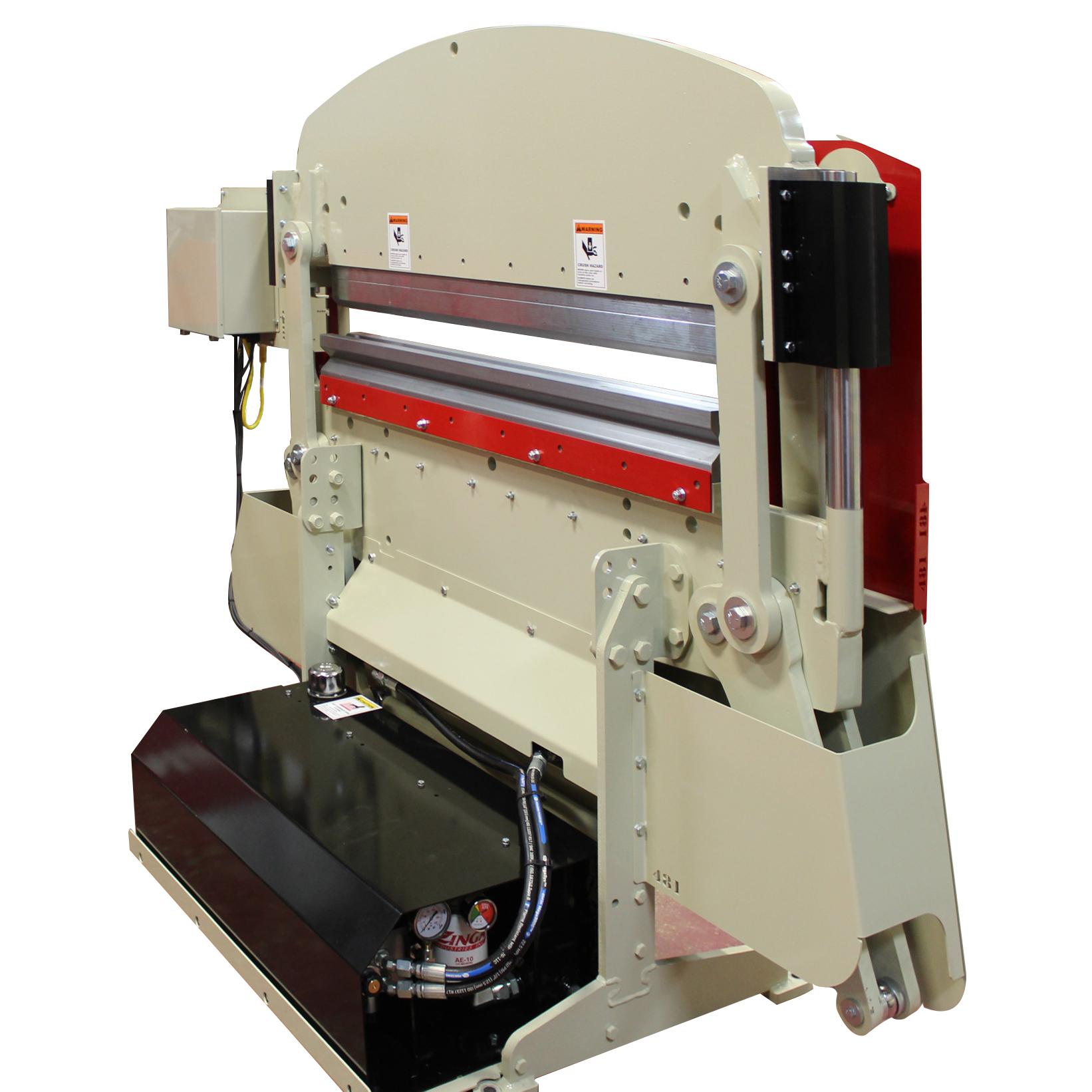 b48/100 press brakes