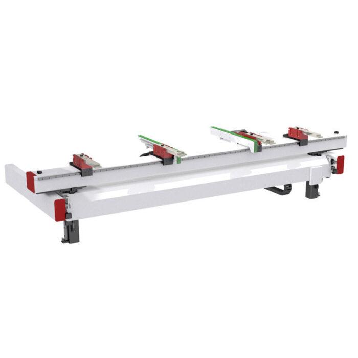 CNC Backgauge