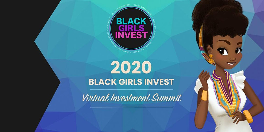 Black Girls Invest Virtual Summit to Help Close Wealth Gap