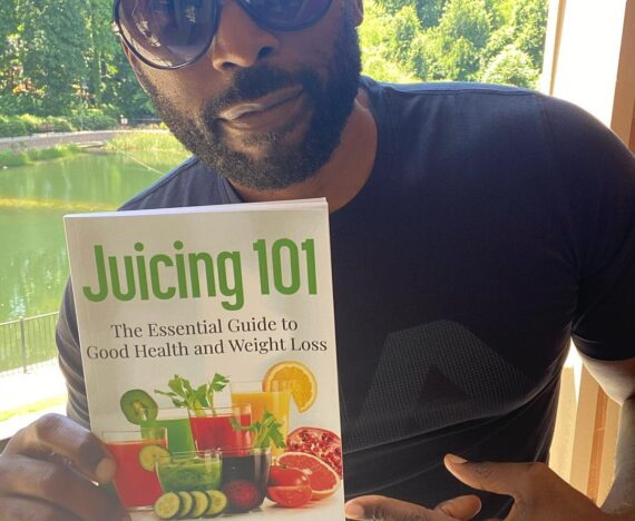 Black Cancer Survivor, New Book About Juicing
