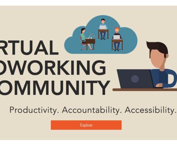 Virtual Coworking Community