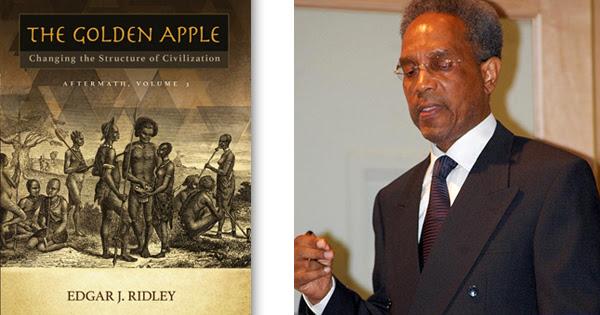 Human behavior Scientist Edgar J. Ridley shares groundbreaking Golden Apple series