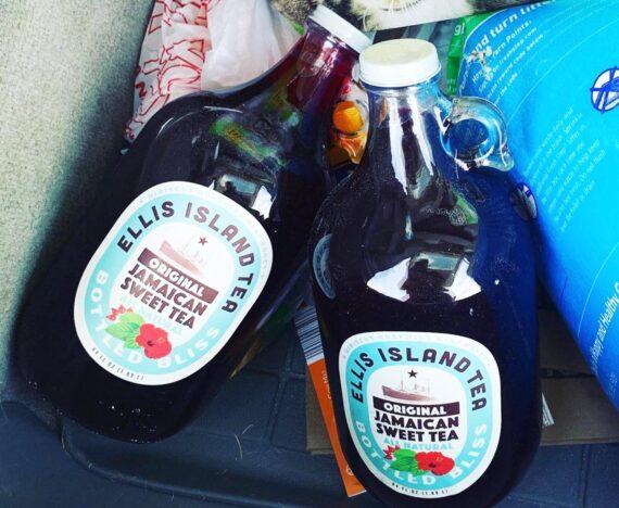 Ellis island tea