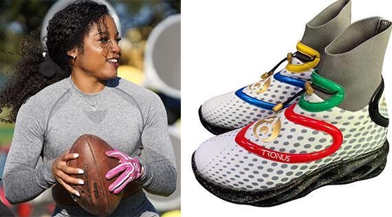 Black Woman Athlete